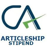 CA Articleship stipend