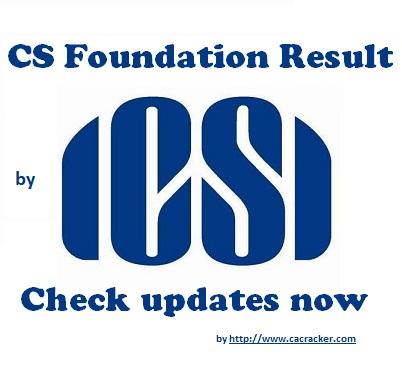 cs foundation result