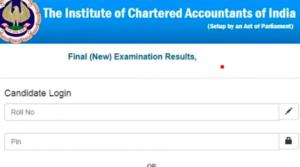 ipcc result nov 2020